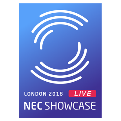 Image result for nec showcase logo